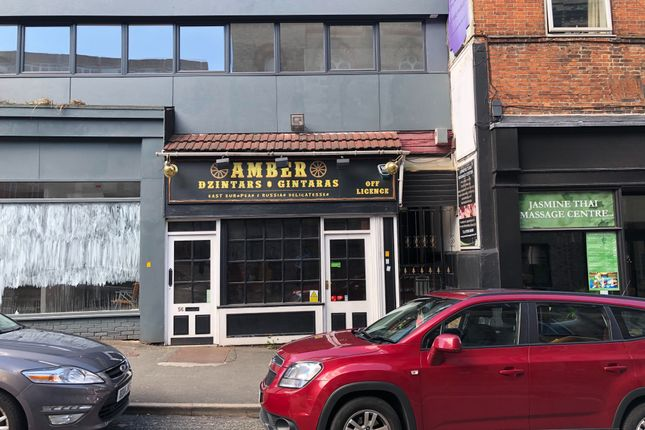 Thumbnail Leisure/hospitality to let in Green Lane, Derby