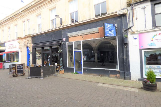 Thumbnail Office for sale in Newmarket Street, Ayr