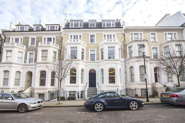 Thumbnail Terraced house to rent in Campden Hill Gardens, Kensington, London