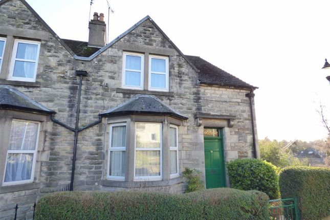 Thumbnail Semi-detached house for sale in Lade Braes, St Andrews, Fife