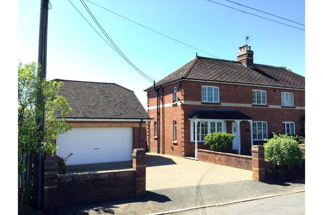 Thumbnail Semi-detached house for sale in Redhills, Exeter
