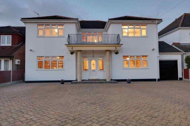 Thumbnail Detached house for sale in Benfleet Road, Benfleet