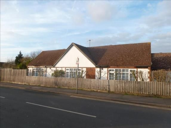 Thumbnail Bungalow for sale in Wymington Road, Rushden, Northamptonshire