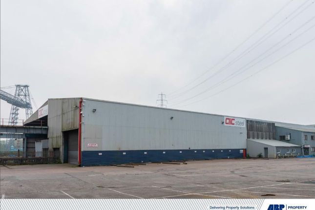 Industrial to let in Neptune Works Usk Way, Newport