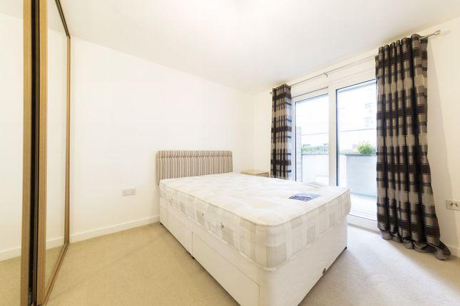 Bedroom of City Peninsula, 25 Barge Walk, London SE10