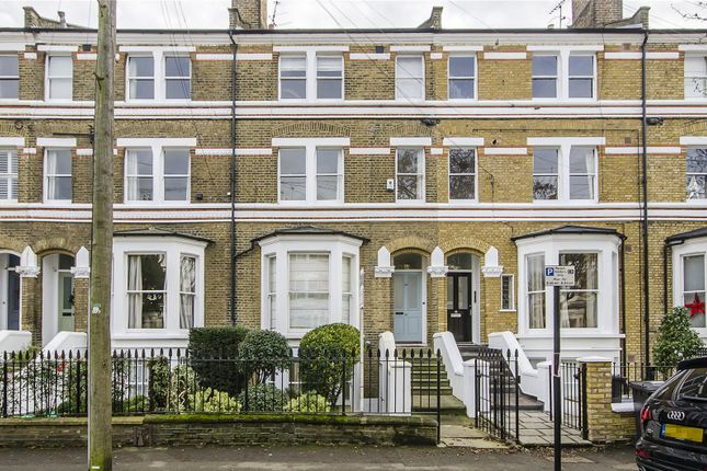 Thumbnail Terraced house for sale in Lillieshall Road, Clapham, London