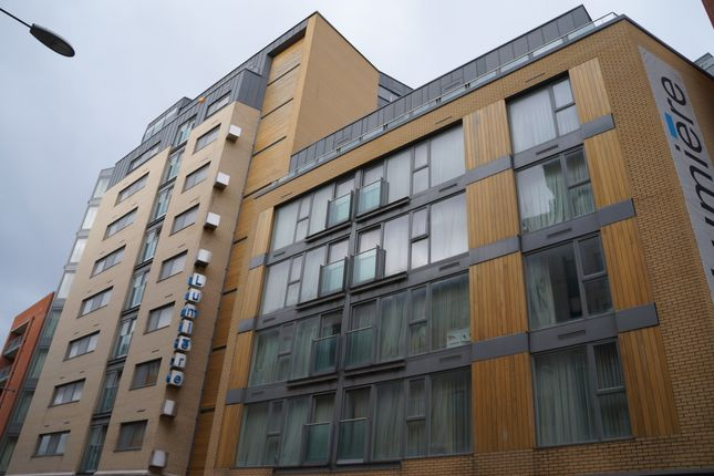 2 bed flat to rent in Lumiere Building, 38 City Road East, Manchester M15