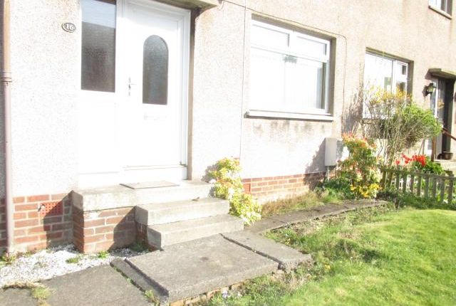 Thumbnail End terrace house to rent in 16 South Street, Lochgelly