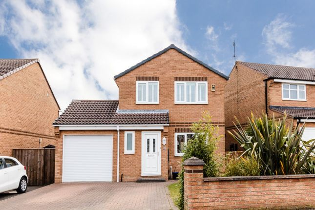 Thumbnail Detached house for sale in Parklands Way, Gateshead, Tyne And Wear