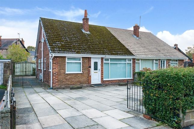 Thumbnail Semi-detached bungalow for sale in Brandreth Drive, Parbold, Wigan