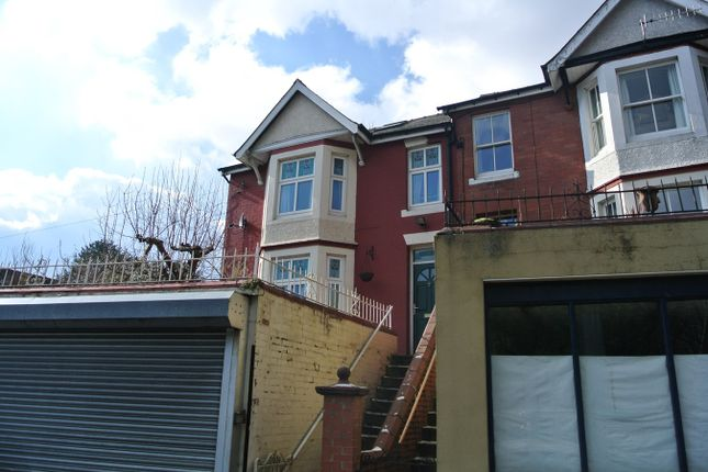 Thumbnail Semi-detached house for sale in Ffrwd Road, Abersychan, Pontypool