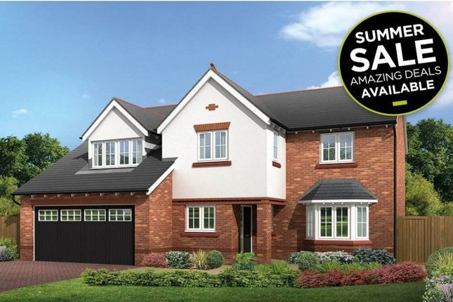 """Thumbnail Detached house for sale in """"Chesham"""" at Common Lane, Lach Dennis, Northwich"""