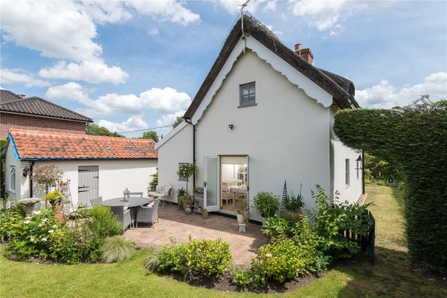 Thumbnail Detached house for sale in Rectory Lane, Poringland, Norwich, Norfolk