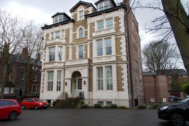 Thumbnail Flat To Rent In 4 Aigburth Drive Liverpool