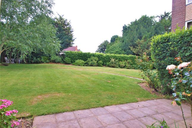Patio.Gardens of Albemarle Road, Beckenham BR3