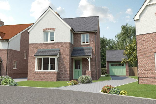 Thumbnail Property for sale in Church View, Hugglescote, Leicestershire