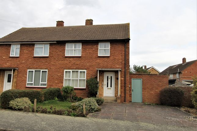 3 bed semi-detached house for sale in Mead End, Biggleswade SG18