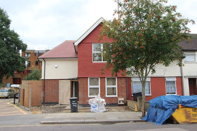 Thumbnail End terrace house to rent in Russell Avenue, London