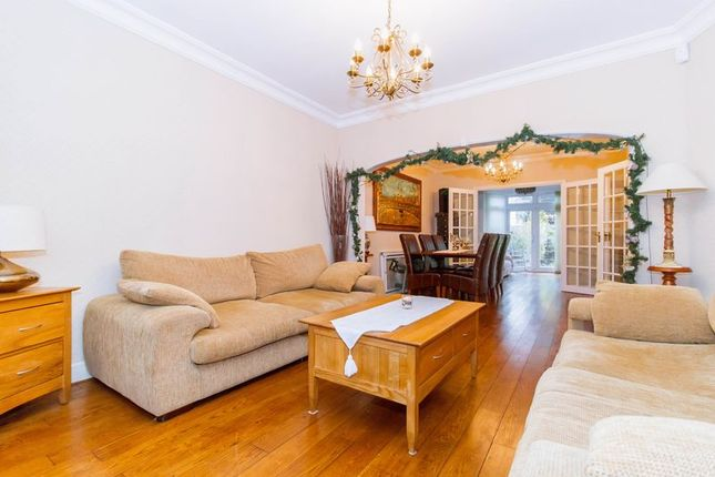 Thumbnail Semi-detached house for sale in Wensleydale Avenue, Clayhall, Ilford