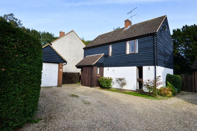 Thumbnail Detached house for sale in Colehills Close, Clavering, Saffron Walden