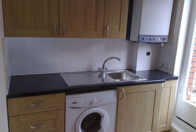 Thumbnail Flat to rent in Stonor Road, West Kensington