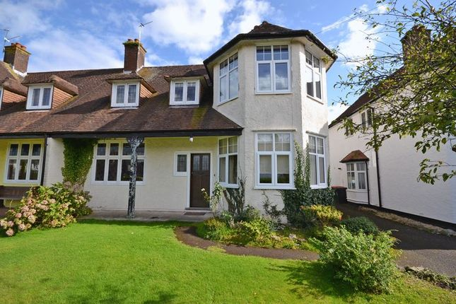 Thumbnail Semi-detached house to rent in Superb Period House, Woodville Road, Newport