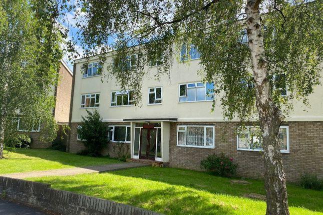 Thumbnail Flat to rent in Sackville Crescent, Harold Wood, Romford