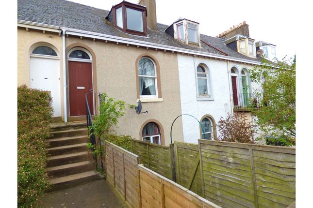 Thumbnail Terraced house for sale in Isla Place, Tayport