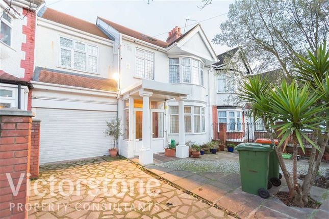 Thumbnail Terraced house for sale in Margery Park Road, Forest Gate, London