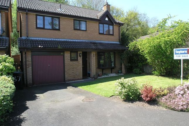 Thumbnail Detached house for sale in Linnet Close, Halesowen