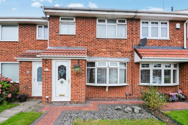 Thumbnail Terraced house for sale in 7 Silverwood Close, Hartlepool