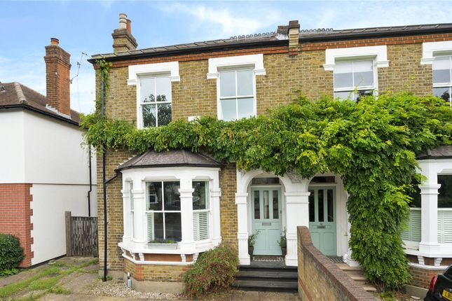 Semi-detached house for sale in Summer Road, Thames Ditton, Surrey