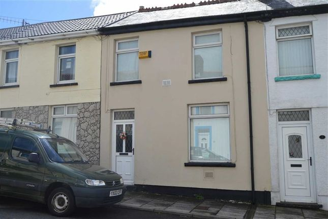 Thumbnail Terraced house to rent in Brynwern Street, Dowlais, Merthyr Tydfil