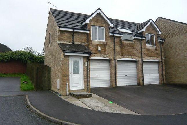 Thumbnail Flat to rent in Mackworth Street, Bridgend Town