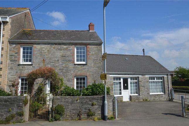 Thumbnail Semi-detached house for sale in Rosedene, Dobwalls, Liskeard, Cornwall
