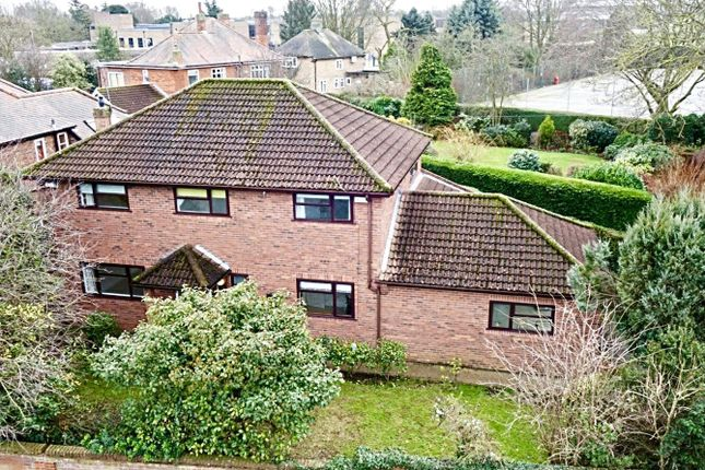 Thumbnail Detached house for sale in Molescroft Road, Beverley, East Yorkshire