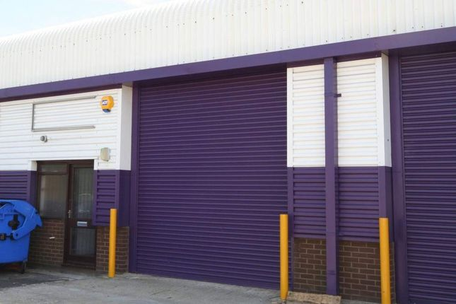 Thumbnail Light industrial to let in Unit 3 Axis Business Centre, Swindon