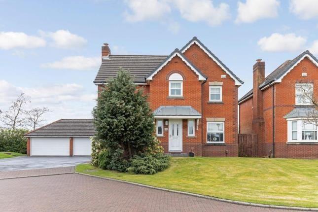 Thumbnail Detached house for sale in Barrachnie Place, Garrowhill, Baillieston, Glasgow