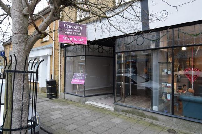 Thumbnail Retail premises to let in 21, Market Street, Crewkerne