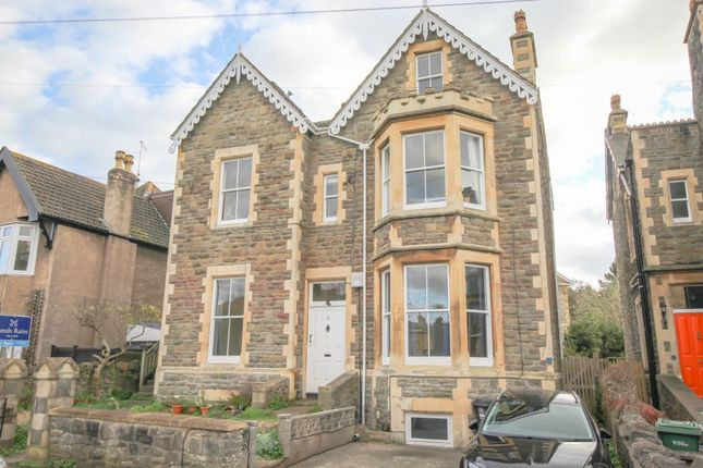 Thumbnail Flat for sale in Hallam Road, Clevedon