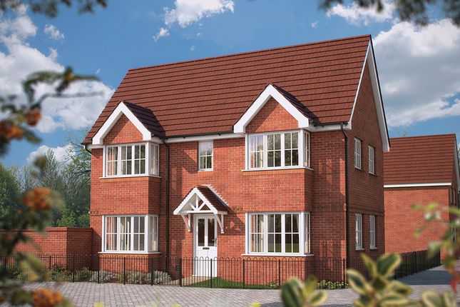 "Thumbnail End terrace house for sale in ""The Sheringham"" at Steppingley Road, Flitwick, Bedford"