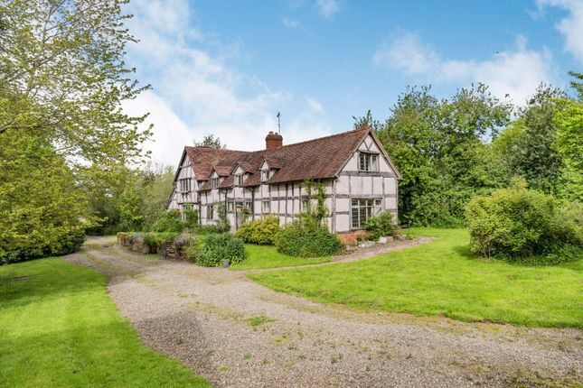 Thumbnail Detached house for sale in School Lane, Brimfield, Ludlow, Herefordshire