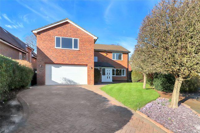 Thumbnail Detached house for sale in Kildonan Close, Watford, Hertfordshire