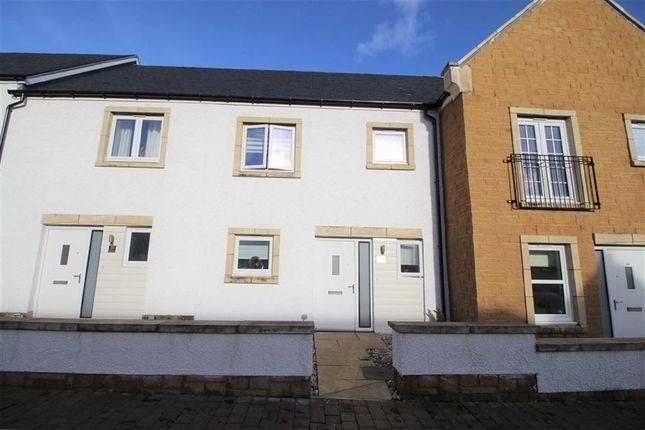Thumbnail Terraced house for sale in Malin Grove, Inverkip, Greenock