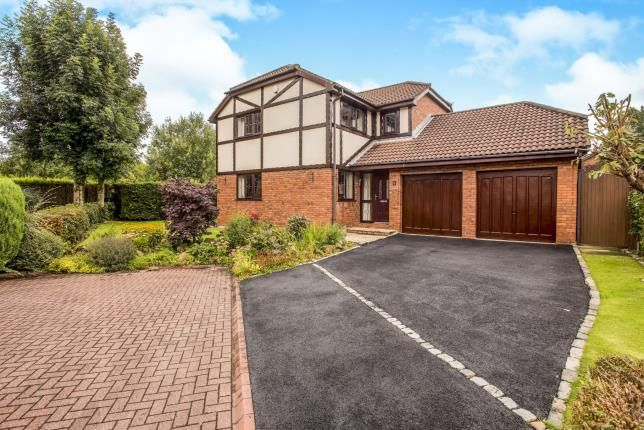 Thumbnail Detached house for sale in Sheraton Park, Ingol, Preston, Lancashire