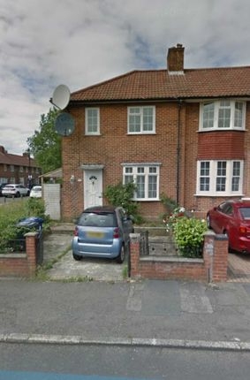 Thumbnail End terrace house to rent in Stephensonroad, Hanwell
