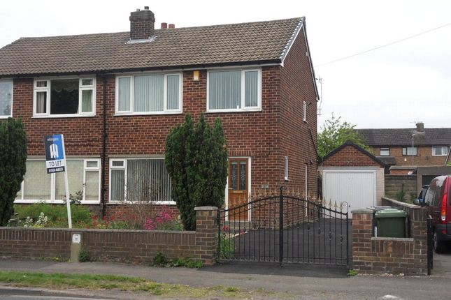 Thumbnail Semi-detached house to rent in White Lee Road, Batley, West Yorkshire