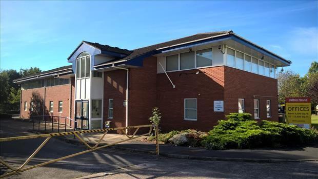 Thumbnail Office for sale in Dalton House, Dalton Way, Middlewich