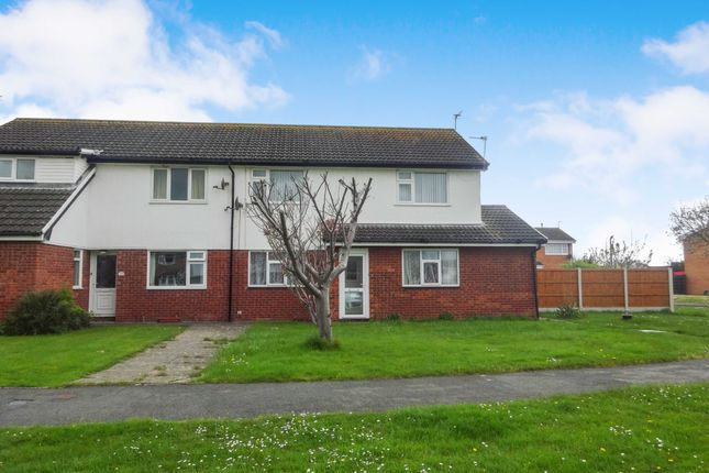 Thumbnail Flat for sale in Aled Court, Abergele