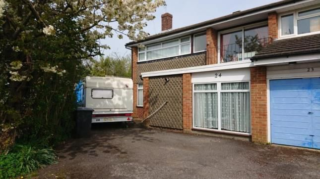 Thumbnail Semi-detached house for sale in Kings Worthy, Winchester, Hampshire